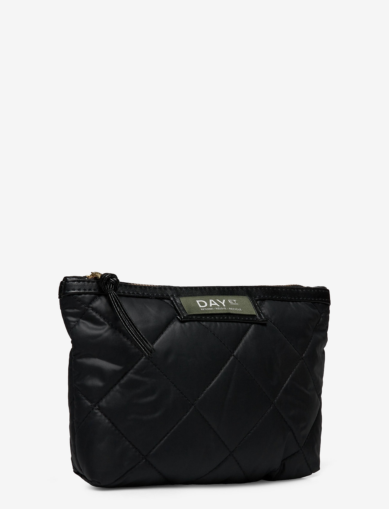 DAY et - Day Gweneth RE-Q Checky Mini - cosmetic bags - black - 2