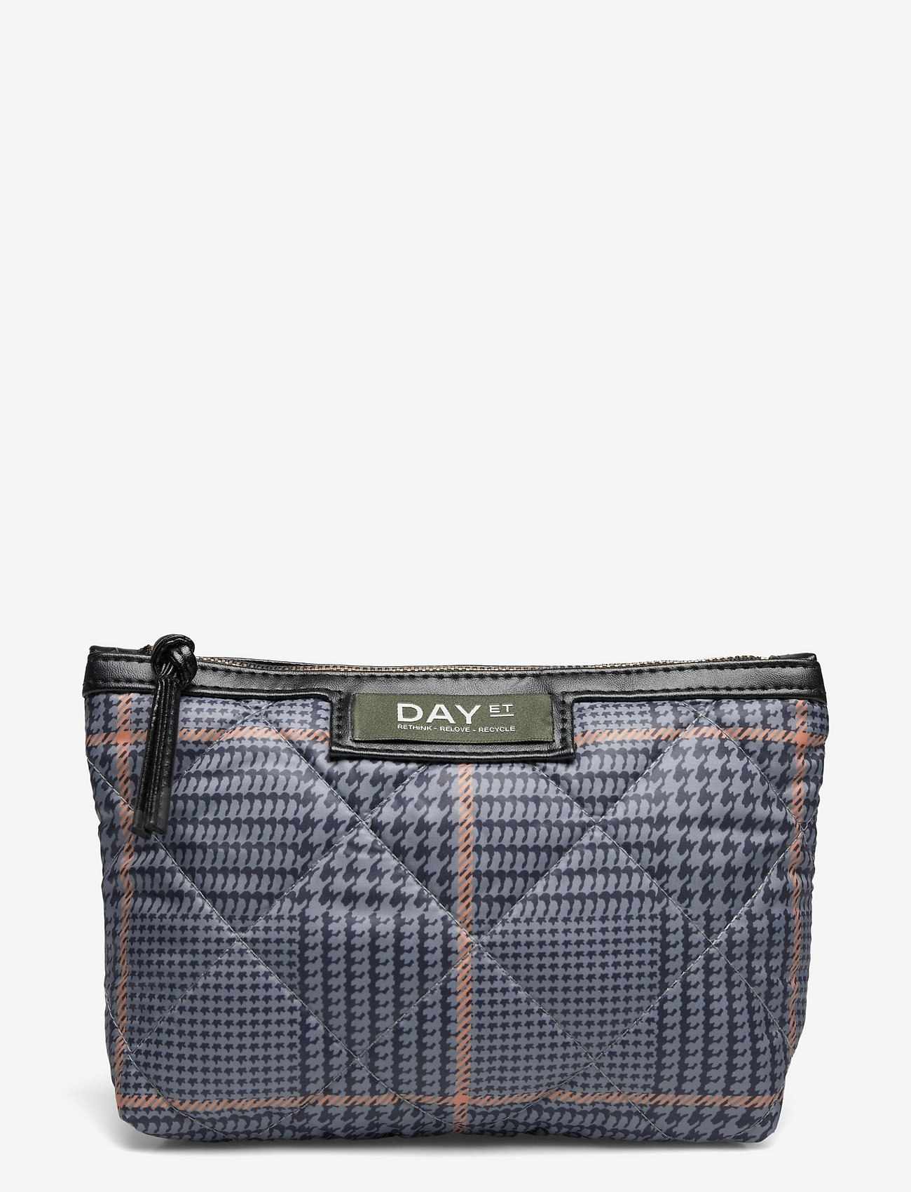 DAY et - Day Gweneth RE-Q Checky Mini - cosmetic bags - blue fog - 0