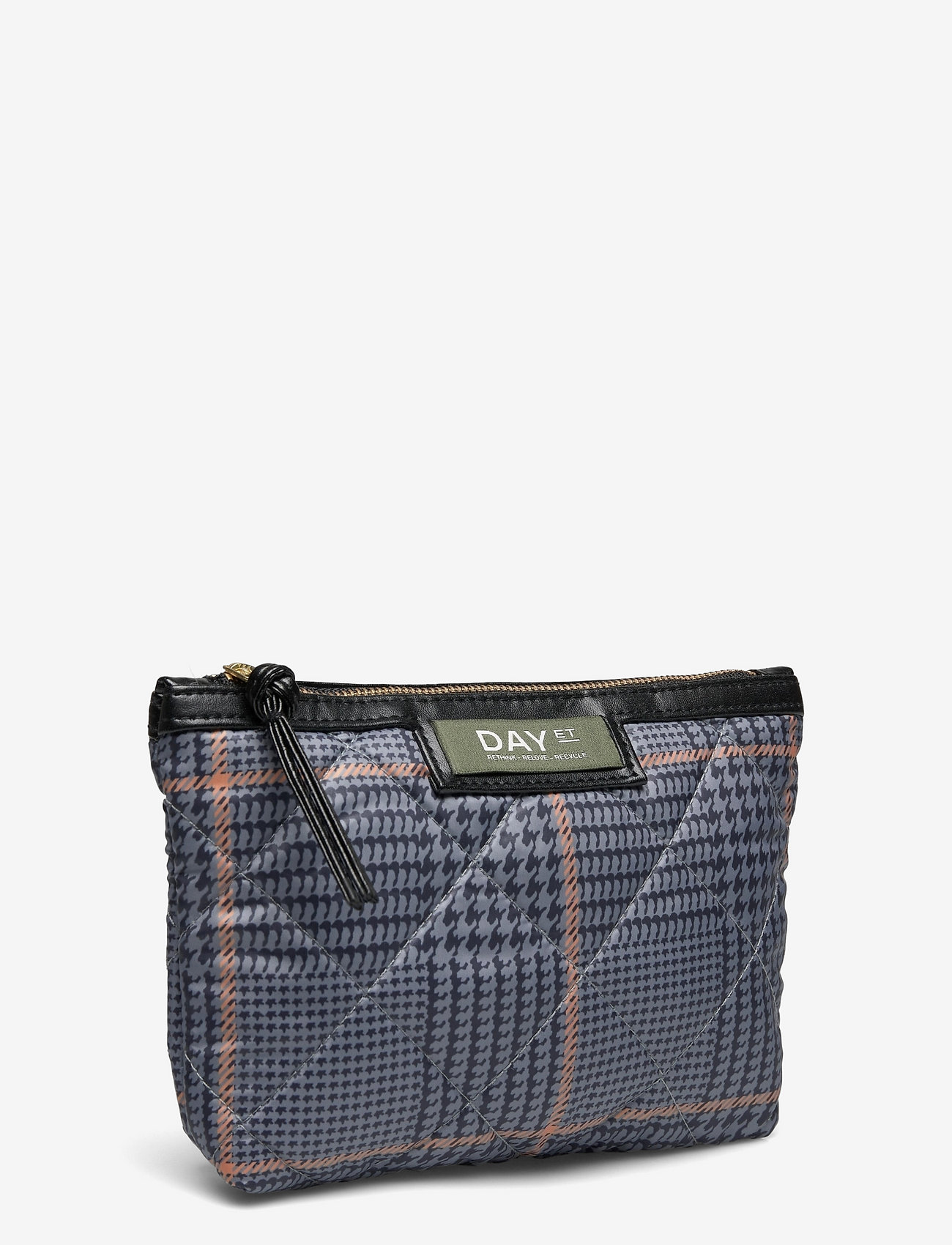 DAY et - Day Gweneth RE-Q Checky Mini - cosmetic bags - blue fog - 2