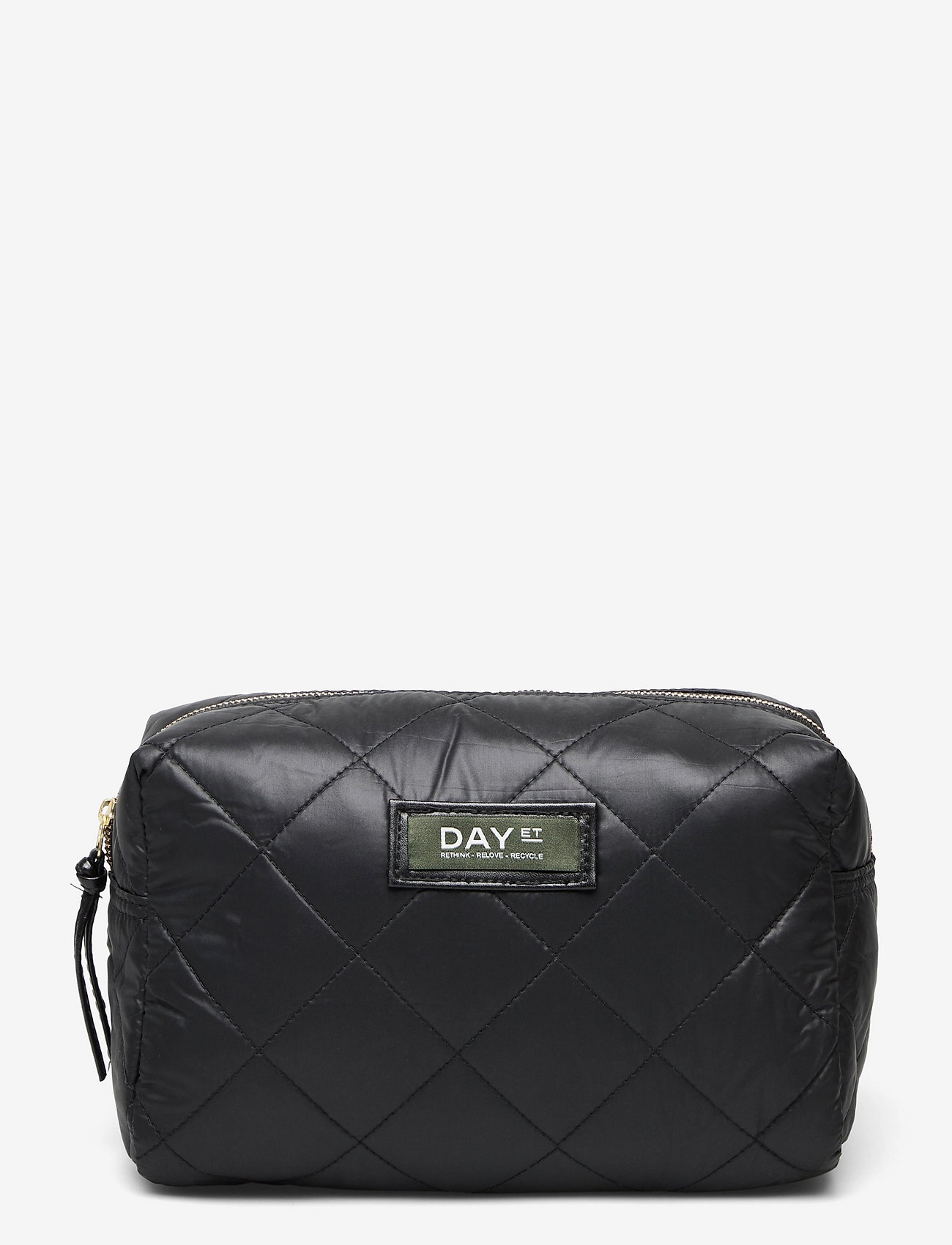 DAY et - Day Gweneth RE-Q Checky Beauty - cosmetic bags - black - 0