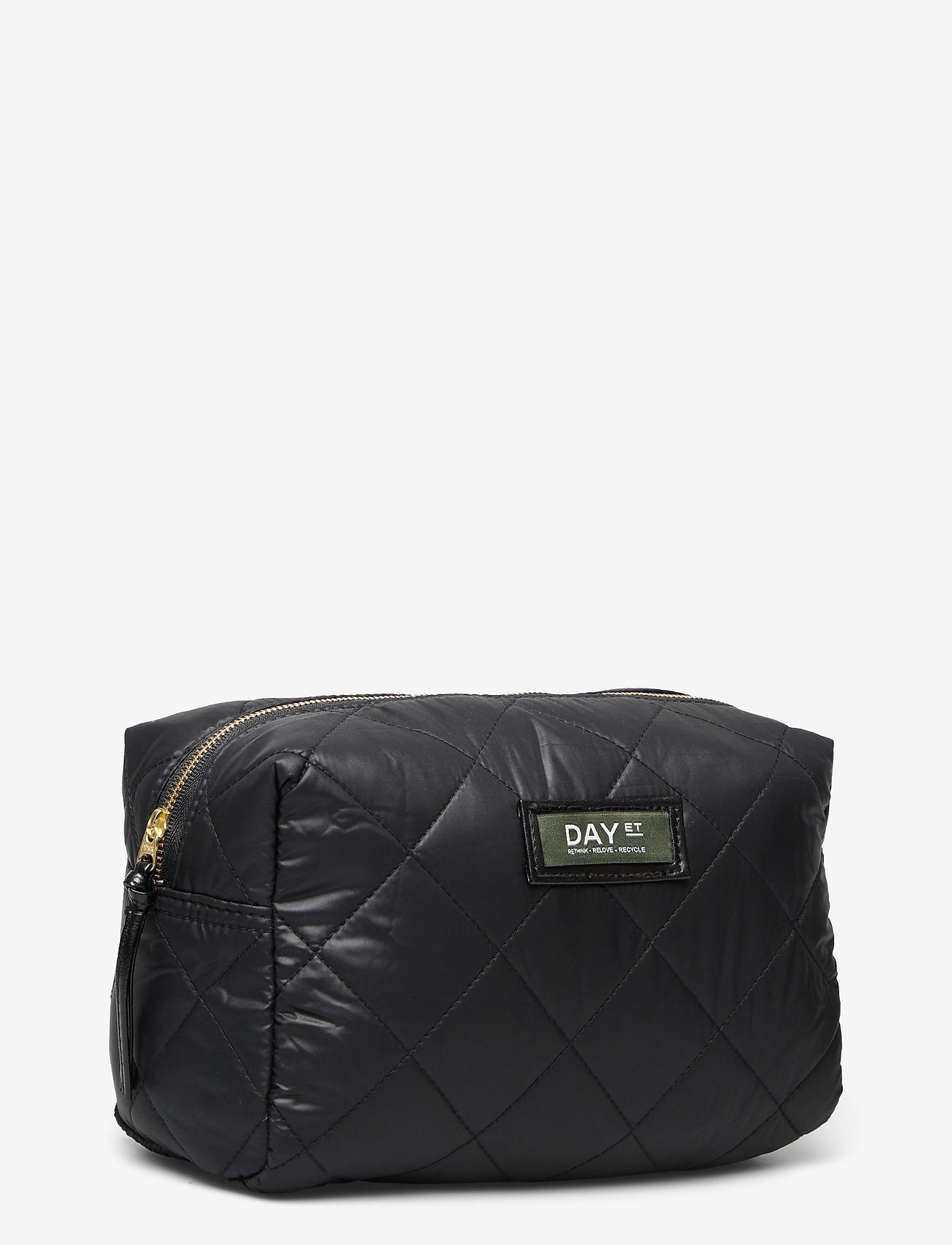 DAY et - Day Gweneth RE-Q Checky Beauty - cosmetic bags - black - 2