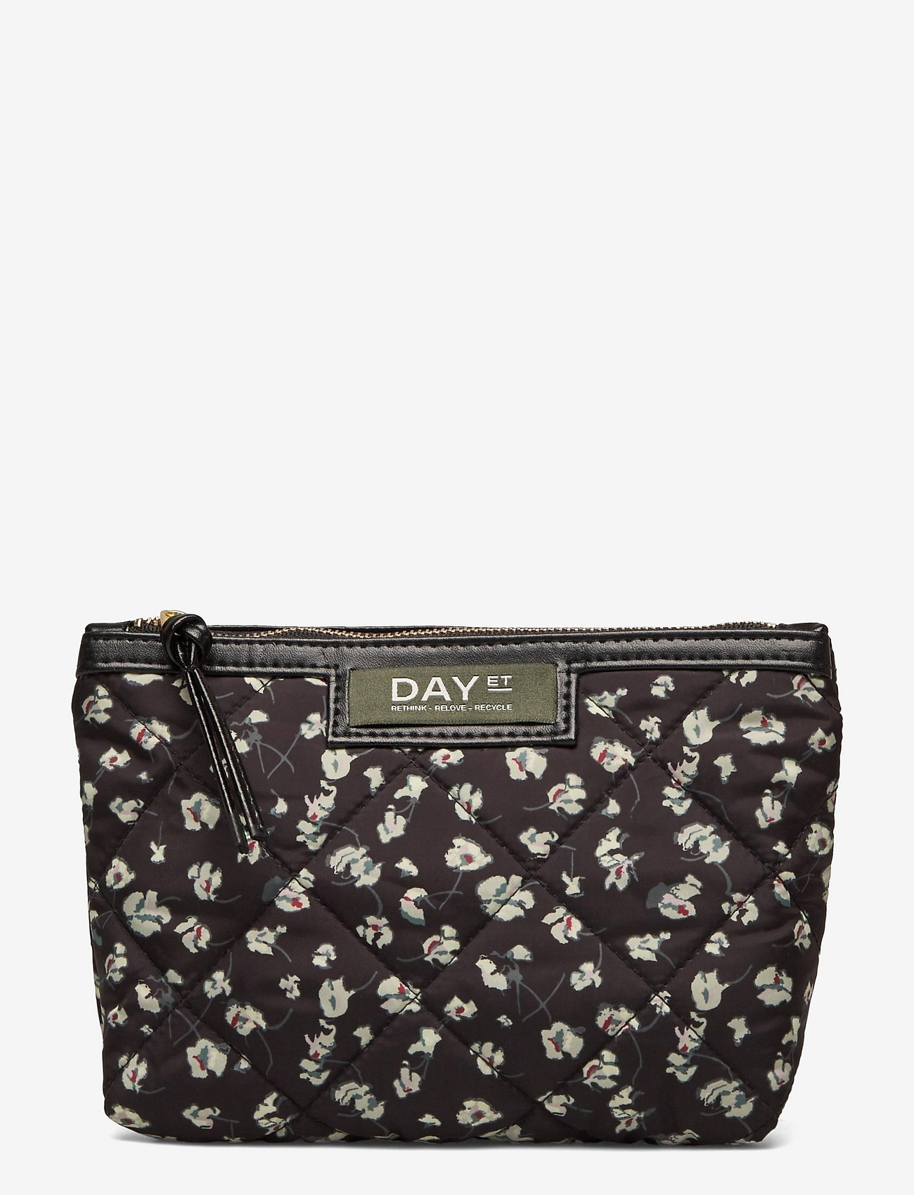 DAY et - Day Gweneth RE-Q Flower Mini - cosmetic bags - black - 0