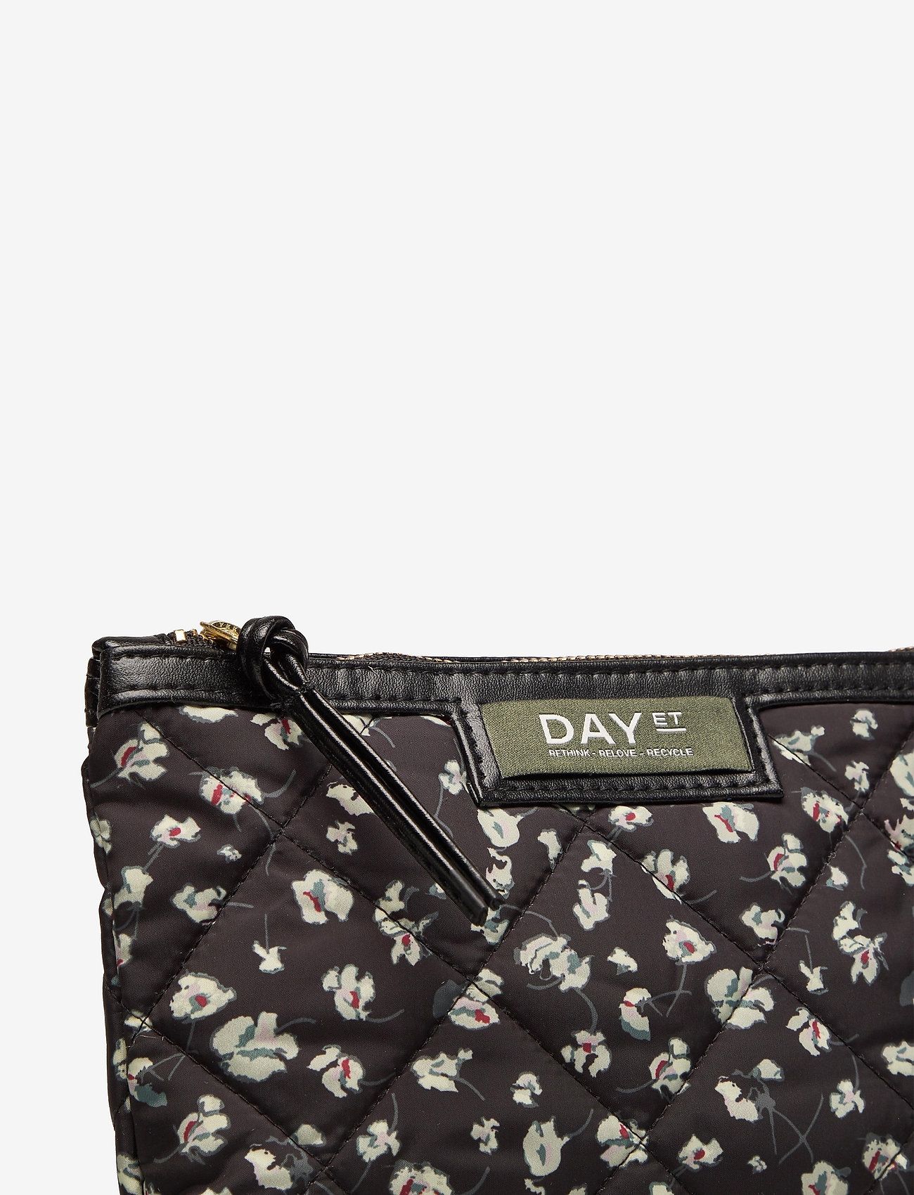 DAY et - Day Gweneth RE-Q Flower Mini - cosmetic bags - black - 3