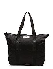 Day Gweneth Crease Bag - BLACK