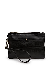 Day Boss Lines Pouch - BLACK