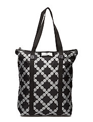 Day Gweneth P Reflect Tote - BLACK