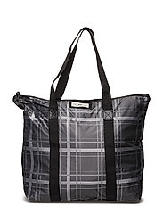 Day Gweneth Checky Bag - SILVER