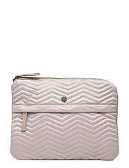 Day Q Chewron Purse - ROSE FOG