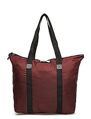 Day Gweneth Bag - MAHOGANY RED