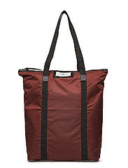 Day Gweneth Tote - MAHOGANY RED
