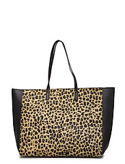 Day Must Leo Shopper - BLACK