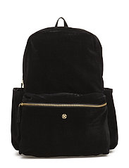 Day Velour BP B - BLACK
