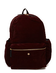 Day Velour BP B - MERLOT