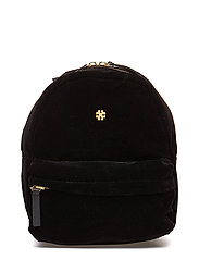 Day Velour BP S - BLACK
