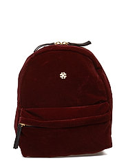 Day Velour BP S - MERLOT