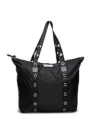 Day Gweneth Grommet Bag - BLACK