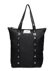 Day Gweneth Grommet Tote - BLACK