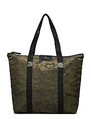 Day Gweneth Desert Bag - DEEP OLIVE
