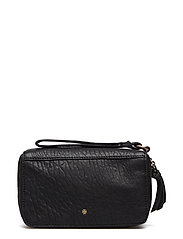 Day Bubble Travel Clutch - BLACK