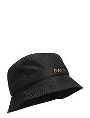 Day Cactus Hat - BLACK