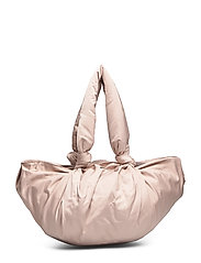 Day Drapy Large Pouchy Bag - CEMENT