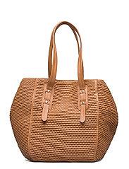 Day Weave Everyday Bag - CAMEL BEIGE