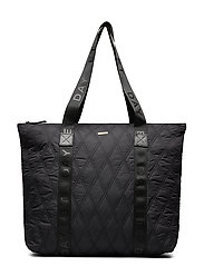 Day GW Q Diamond Bag - BLACK
