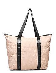 Day GW Q Diamond Bag - BRUSH BEIGE