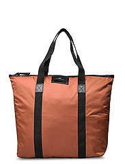 Day Gweneth Bag - BURNT BRICK RED