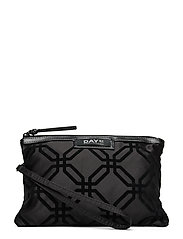 Day Gweneth F Octagon Clutch - BLACK