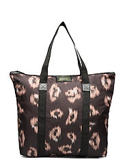 Day Gweneth RE-P Ikat Bag - BLACK