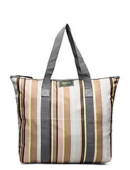 Day Gweneth RE-P Stripe Bag - TIGERS EYE