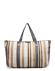 Day Gweneth RE-P Stripe XL Bag - TIGERS EYE