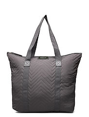 Day Gweneth RE-X Chewron Bag - FORGED IRON GREY