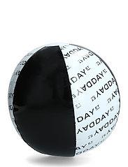 Day Beach Ball - BLACK