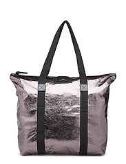 Day Gweneth Crackle Bag - GUN METAL