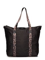 Day Gweneth Leo Strap Bag - BLACK