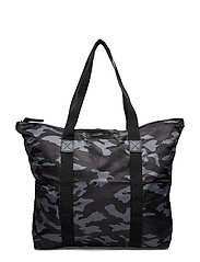 Day Gweneth P Camo Bag - UNDERSTATED BLACK