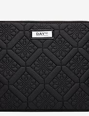 DAY et - Day Gweneth Q Flotile Folder 13 - laptop-väskor - black - 3