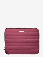 DAY et - Day GW Puffer Folder 13 - laptoptassen - rouge blush - 0