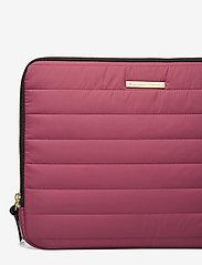 DAY et - Day GW Puffer Folder 13 - laptoptassen - rouge blush - 3