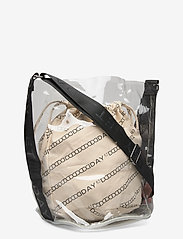 DAY et - Day Canvas Transparent Bucket - bucket bags - moonlight beige - 2