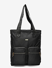 DAY et - Day Logo Band Tone Tote - casual shoppers - black - 0