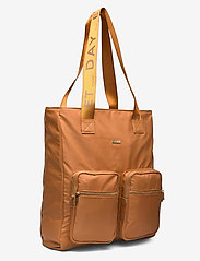 DAY et - Day Logo Band Tone Tote - casual shoppers - buckthorn brown - 2
