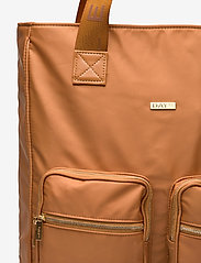 DAY et - Day Logo Band Tone Tote - casual shoppers - buckthorn brown - 3
