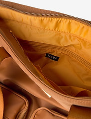 DAY et - Day Logo Band Tone Tote - casual shoppers - buckthorn brown - 4