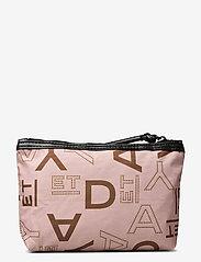 DAY et - Day Gweneth P Logo Rotate Mini - torby kosmetyczne - brush beige - 1