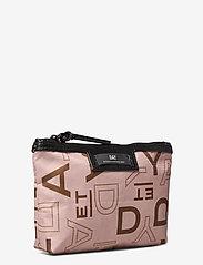 DAY et - Day Gweneth P Logo Rotate Mini - torby kosmetyczne - brush beige - 2