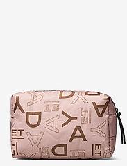 DAY et - Day Gweneth P Logo Rotate Beauty - torby kosmetyczne - brush beige - 1