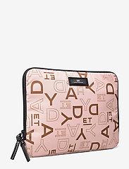 DAY et - Day Gweneth P Logo Rotate Folder13 - laptop-väskor - brush beige - 2